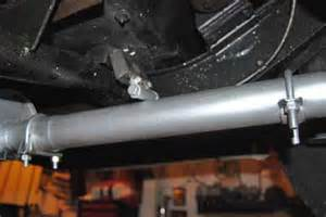 How To Use Exhaust System Repair Save Money With Do It Yourself Exhaust Pipe Repair
