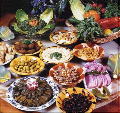 cucina libanese la cucina libanese