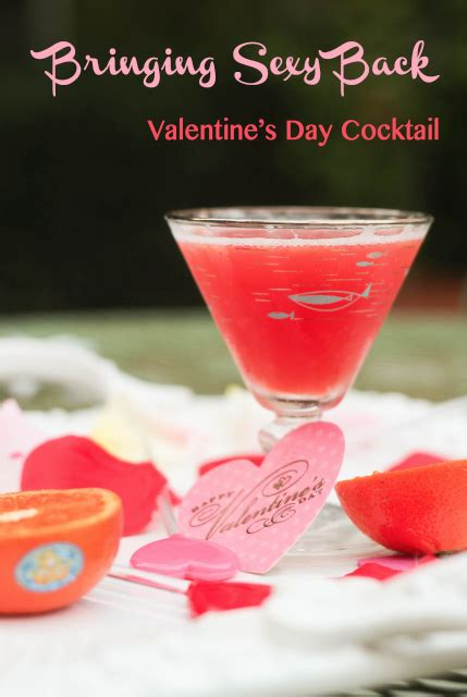 valentines day drink recipes happy hour s day cocktail recipes