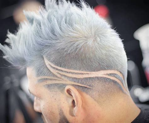 hair tattoo design haircuts tresses haircuts