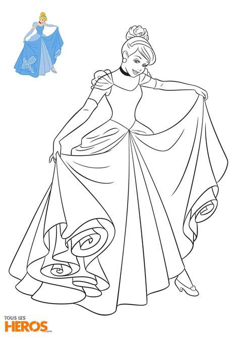 Modele De Dessin De Princesse