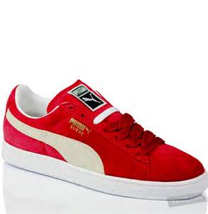 Pumas Shoes Mens Boys Suede Casual Lace Suede Leather Skate Sport