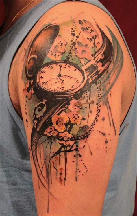 tattoo design watch 100 awesome watch tattoo designs watch tattoos awesome