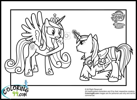 pony royale coloring pages my little pony royal wedding coloring pages