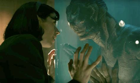 2017 movies the shape of water by sally hawkins the shape of water 2017 review basementrejects