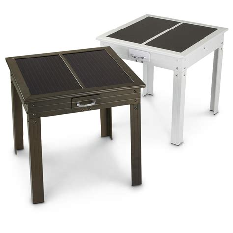 solar powered table l rdk solar table 619362 solar panels kits at sportsman