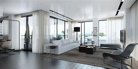 intrior design gorgeous sleek digital interior by ando studio