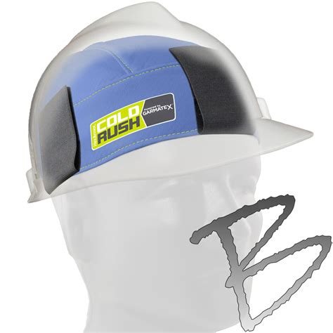 most comfortable hard hat hexarmor coldrush hard hat insert with garmatex heat