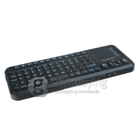 Mini Ipazzport Kp 810 10a 2 4g Rf Wireless Handheld Keyboard Mouse T ipazzport kp 810 10a mini 2 4g wireless keyboard touchpad laser pointer for pc android tv box