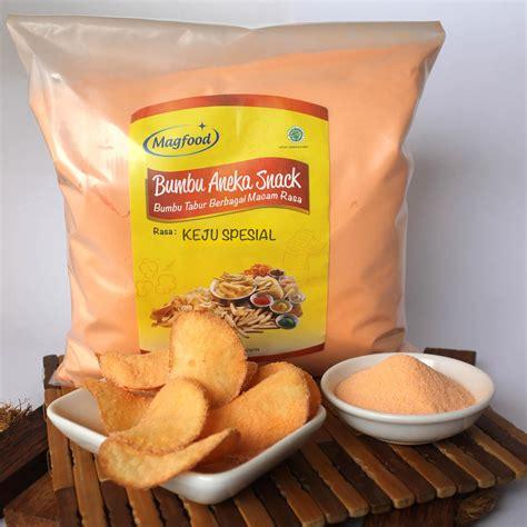 Jual Plastik Kemasan Chiki Jual Magfood Bumbu Tabur Rasa Keju Spesial Kemasan Plastik