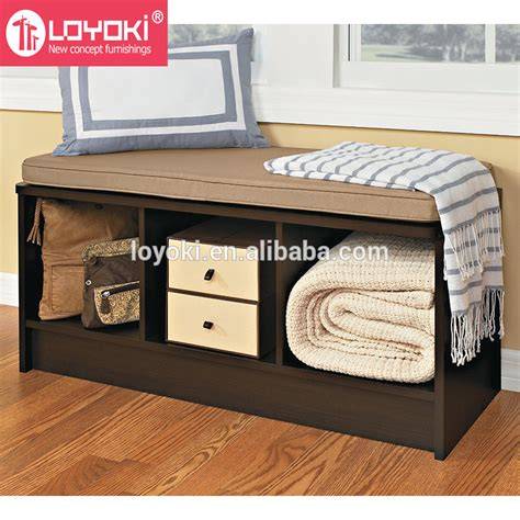 3 cube bench 3 cube storage bench with cushion seat mdf wood shoe