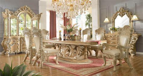 piece homey design royal kingdom hd  dining set