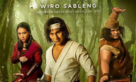 film fiksi keren poster poster keren film wiro sableng terus ungkap