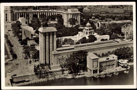 pavillon allemand 1937 postcard weltausstellung 1937 das deutsche
