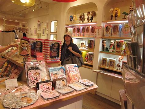 jointed doll store junie moon blythe doll shop in daikanyama tokyo