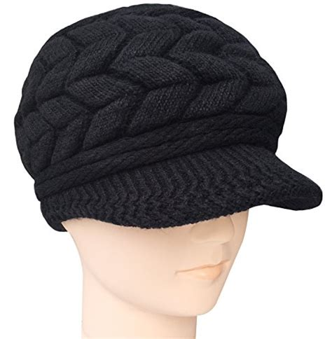 loritta womens winter warm knitted hats slouchy wool
