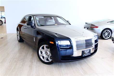 Rolls Royce Virginia 2012 Rolls Royce Ghost Stock Px50728 For Sale Near