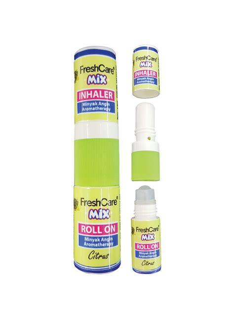Freshcare Citrus fresh care minyak angin aroma therapy mix citrus btl