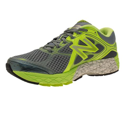 new balance sport shoes new balance m860v6 mens grey green support running sports