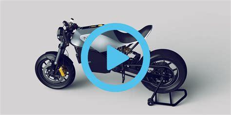 Videos Mit Motorrad by Nxt Motors K 252 Ndigt E Motorrad One An Video Electrive Net