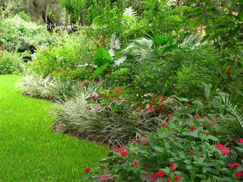 Flower Gardens In Florida Hoe And Shovel Summer Blue Florida Garden Garden