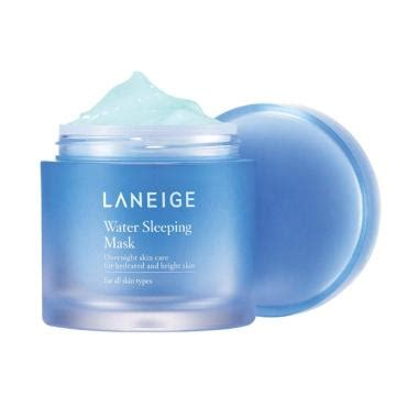 Harga Laneige Sleeping Mask Di Indonesia jual laneige water sleeping mask 15 ml harga