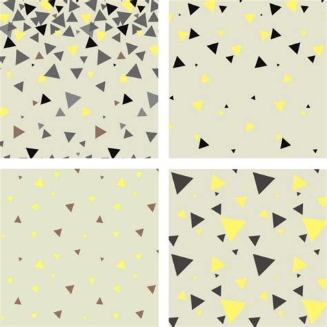 triangle pattern brush photoshop motifs triangles 80s morning by foley