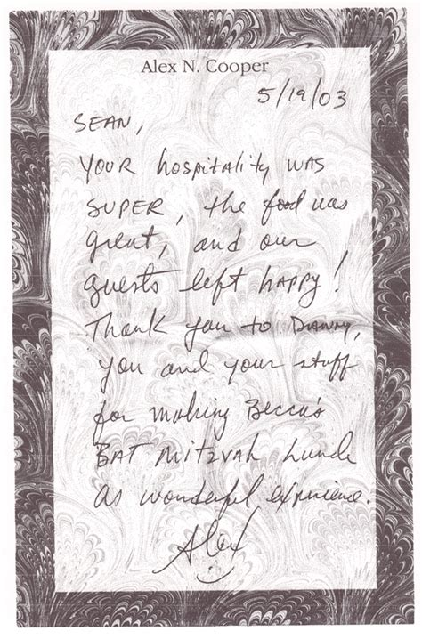 Thank You Letter For Your Hospitality Buy Original Essay Letter Thank You Hospitality
