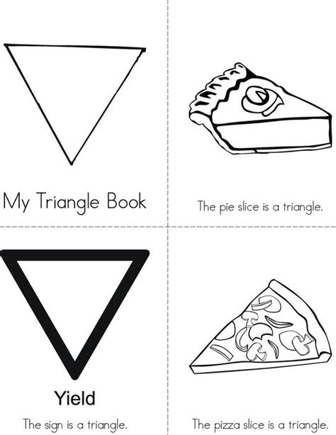 triangles 2 books my triangle book twisty noodle