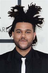 the weekends new haircut the weeknd arrested for allegedly punching cop