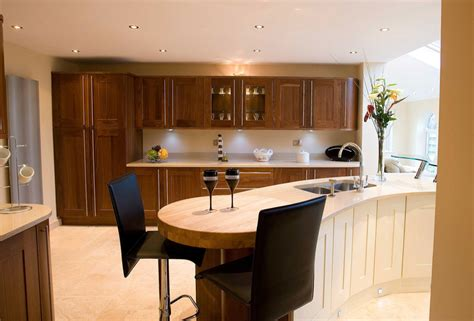 kitchens with breakfast bar designs breakfast bar table fresh design
