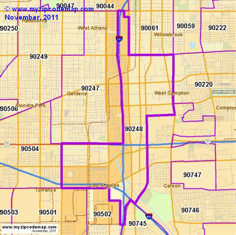 Gardena Ca Postal Code Zip Code Map Of 90248 Demographic Profile Residential