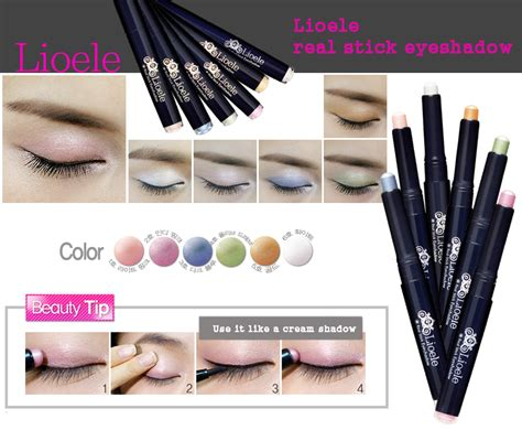 Lioele Stick Eyeshadow lioele real stick eyeshadow korea cosmetics
