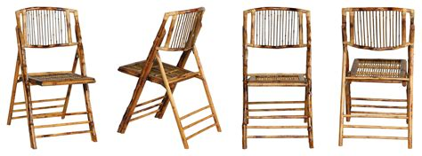 Bambus Stuhl by Bamboo Chairs