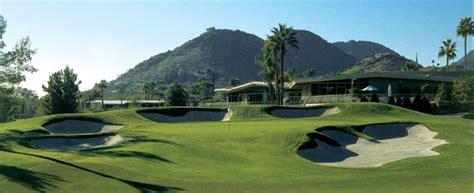 golf homes in paradise valley arizona