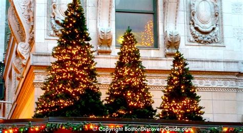 holiday lights boston 2017 boston events december 2017 top things to do boston