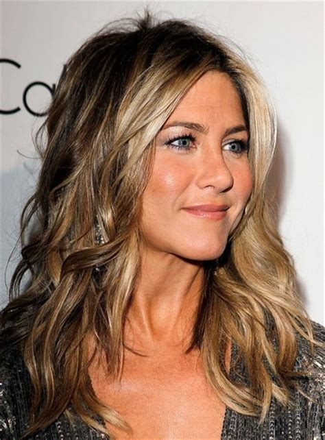 jennifer aniston natural hair color jennifer aniston hair color hairstyles pinterest