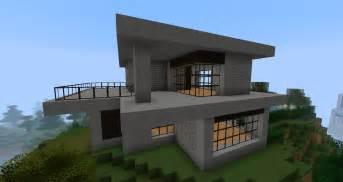 Cool Modern Houses Ruked On Minecraft Modern House Schematics 02 Small