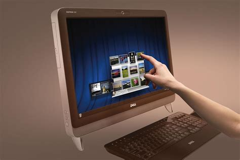 A Touch Of do touchscreen pcs hurt or help you ergonomically