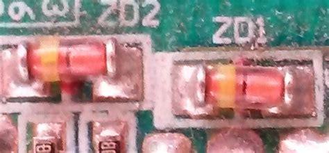 identification  type  zener diode