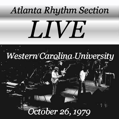 i am so into you atlanta rhythm section t u b e atlanta rhythm section 1979 10 26 cullowhee