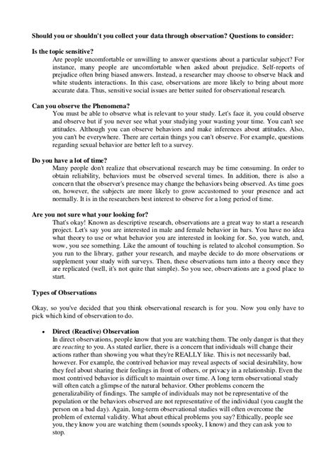 Class Observation Essay by Observation Essay Classroom Observation Report Observation Essay Topics Essay Sle