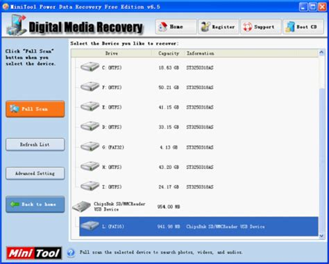 full version data recovery software memory card minitool how to conduct memory card recovery with data