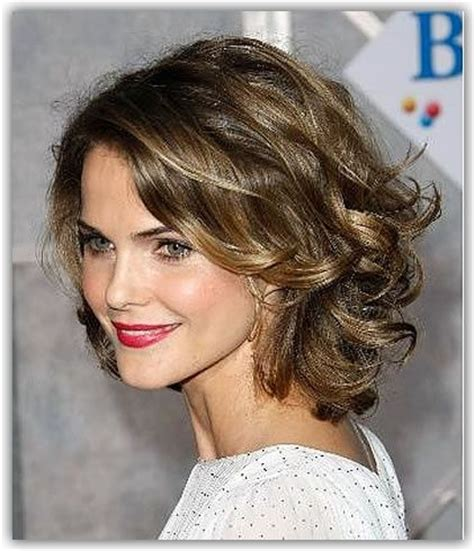 hairstyles for growing out short wavy hair short curly hair finished growing out hairstyles