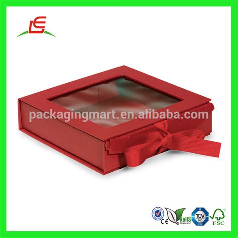 window boxes wholesale q980 custom clear window box see through gift boxes pop