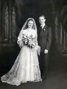1940s wedding dresses gowns trends amp pictures