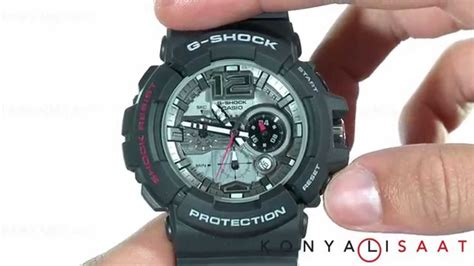 Casio G Shock Gac 110 1a casio gac 110 1a erkek kol saati