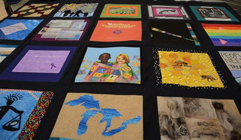 M S Quilts by Project 60 50 Hosts Quilt Event Msutoday Michigan