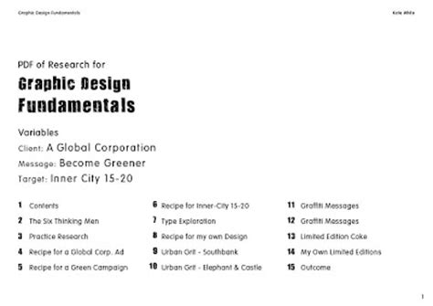 graphic design layout fundamentals fundamentals of graphic design layout
