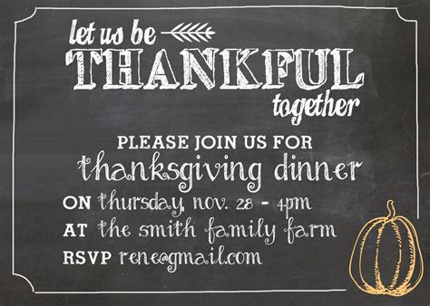 Thanksgiving Tip So Youve Invited A Vegetarian by Printable Thanksgiving Invitation Moritz Designs
